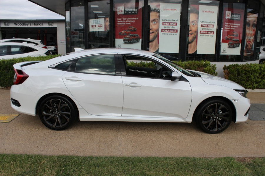 2019 Honda Civic Sedan 10th Gen RS Other
