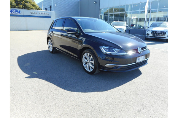2019 MY19.5 Volkswagen Golf Hatchback Image 2