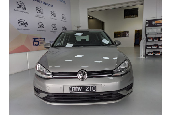 2019 MY19.5 Volkswagen Golf 7.5 MY19.5 110TSI Hatchback Image 3
