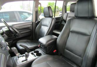 2008 MY09 Mitsubishi Pajero NT MY09 VR-X Suv