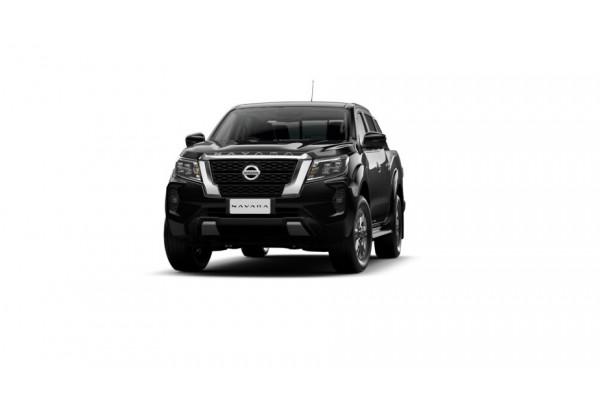 2021 Nissan Navara D23 Dual Cab ST Pick Up 4x4 Utility Image 3