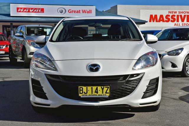 2011 Mazda 3 BL Series 1 MY10 Neo Sedan Image 3