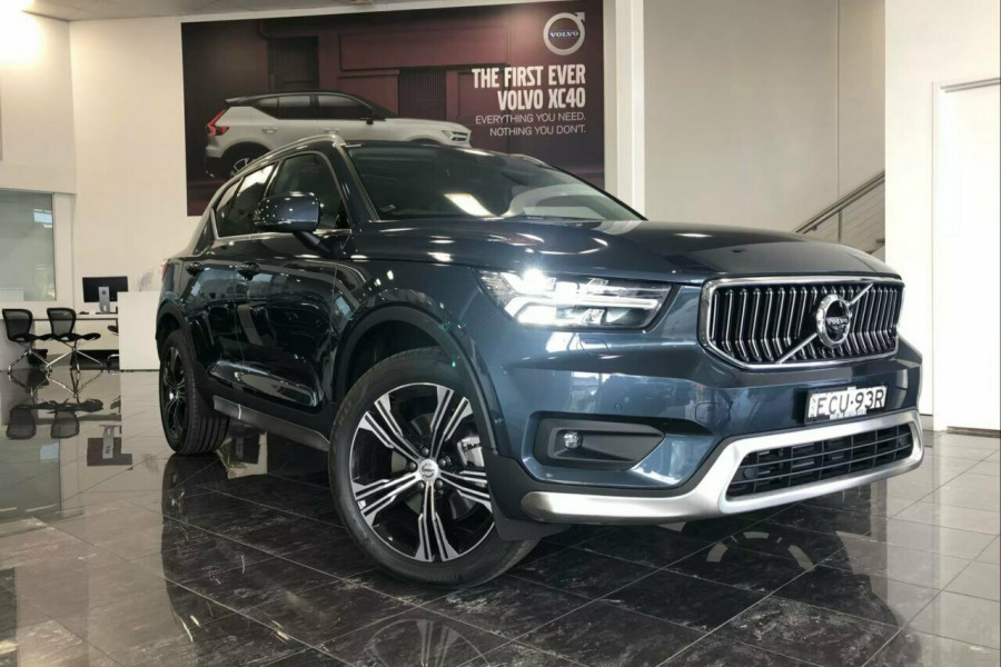 2018 MY19 Volvo XC40 T4 Inscription (AWD) Suv