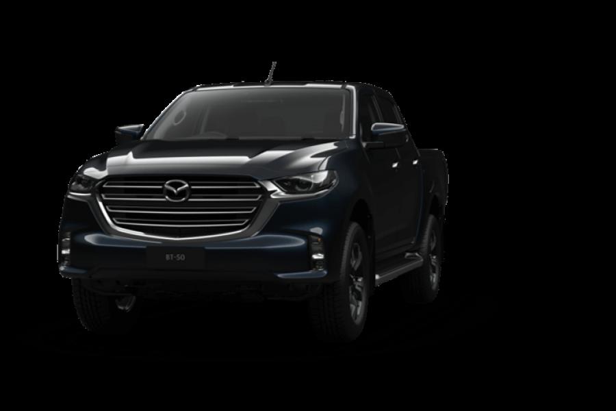2020 Mazda BT-50 XTR 4x4 Pickup