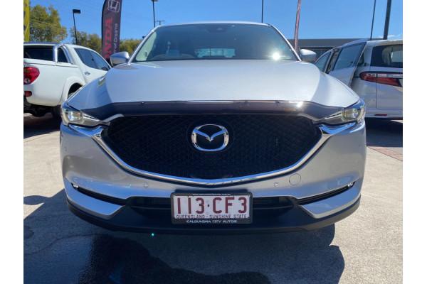 2017 Mazda CX-5 KF4W2A Touring Suv Image 2