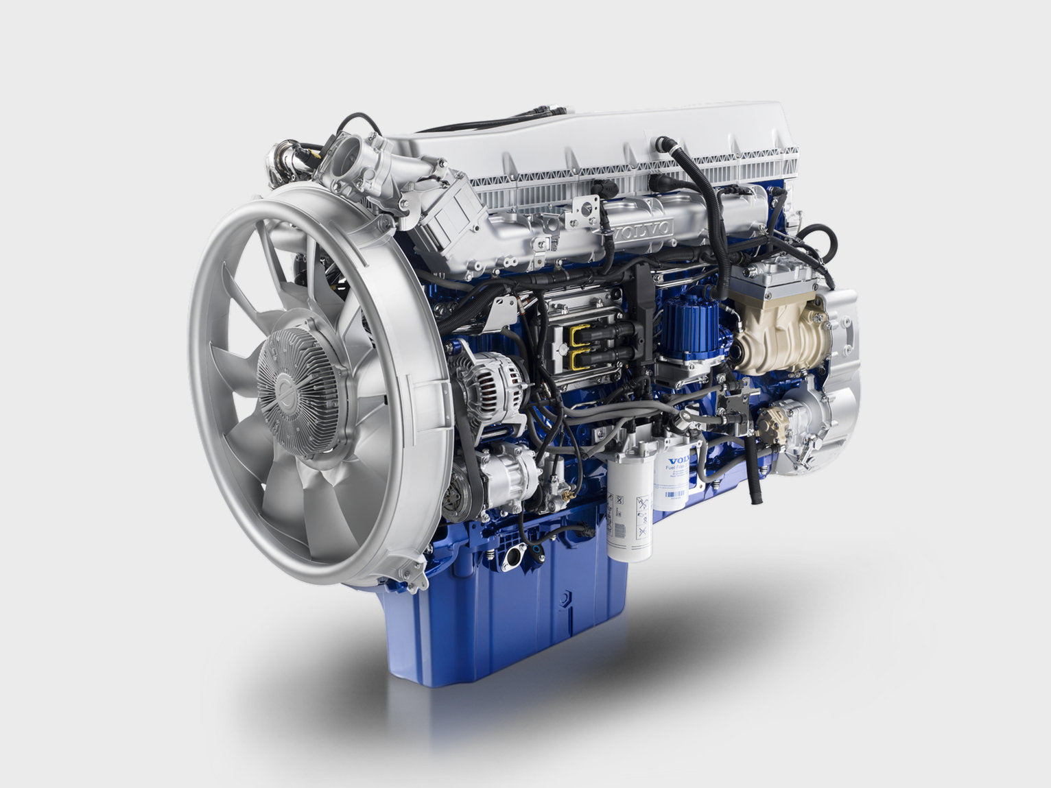 The new Volvo FH16 VOLVO DIESEL ENGINES
