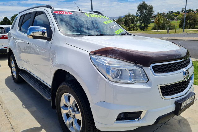 2015 Holden Colorado 7 RG Turbo LTZ Wagon