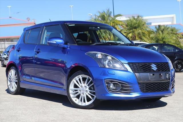 2012 Suzuki Swift FZ Sport Hatchback Image 1