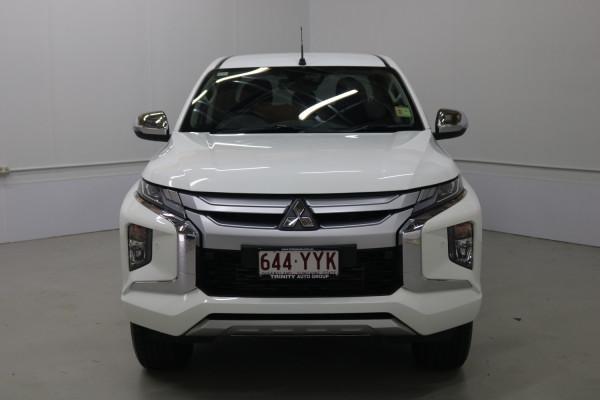 2019 Mitsubishi Triton MR MY19 GLS Utility