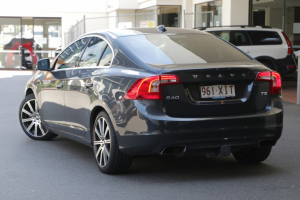 2016 Volvo S60 (No Series) MY16 T5 Luxury Sedan