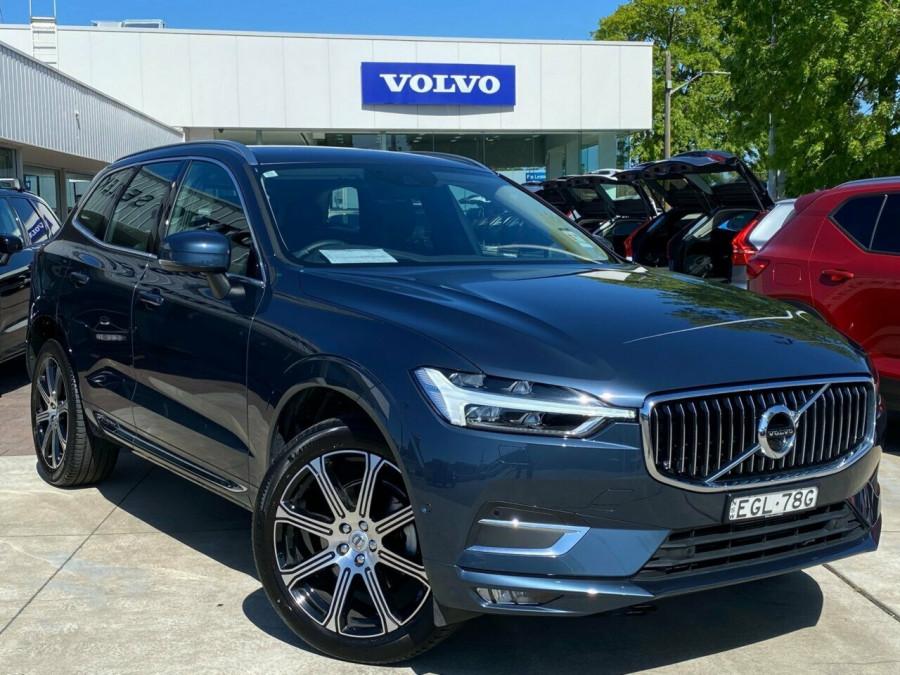 2019 MY20 Volvo XC60 246 MY20 D4 Inscription (AWD) Suv Image 1