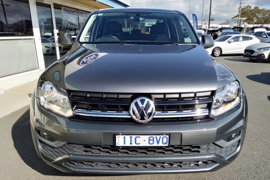 2017 MY18 Volkswagen Amarok 2H MY18 TDI400 Utility