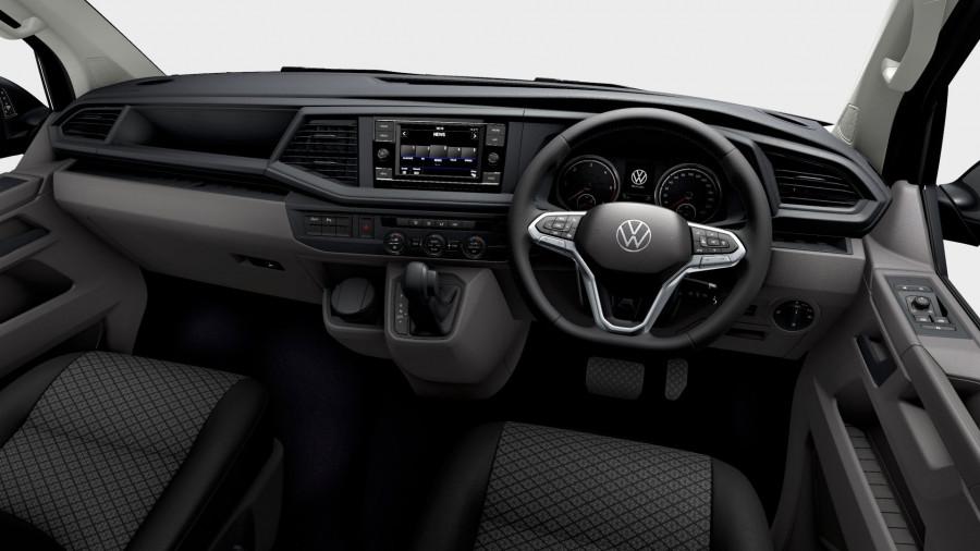 2021 Volkswagen Caravelle T6.1 TDI340 Trendline Van Image 7