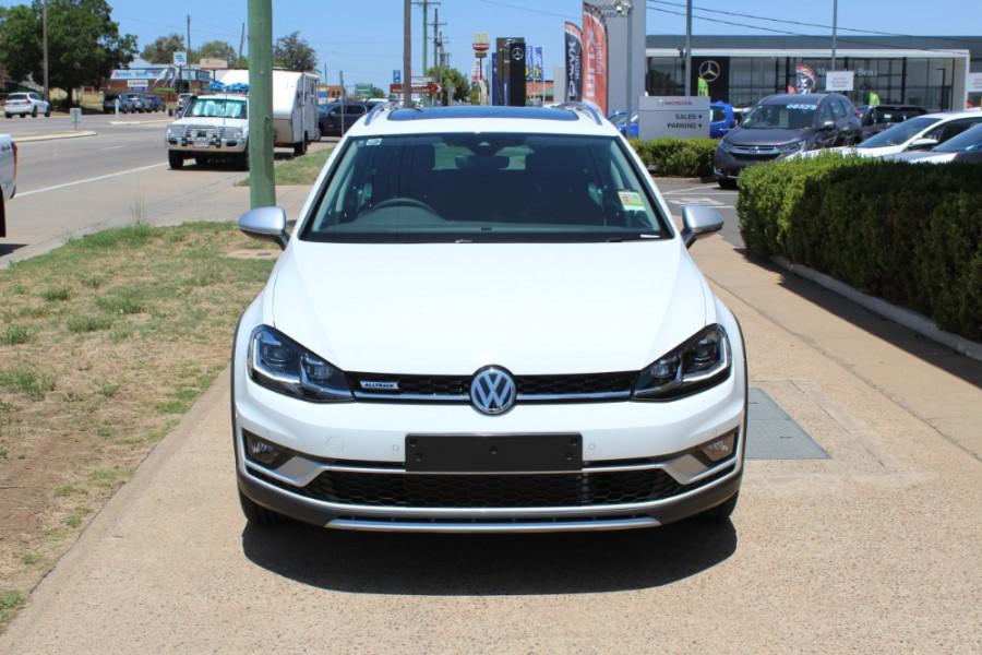 2019 MY20 Volkswagen Golf Alltrack 7.5  Alltrack 132TSI Alltrack - 132TSI Premium Wagon