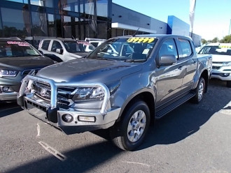 Holden Colorado LT RG Turbo