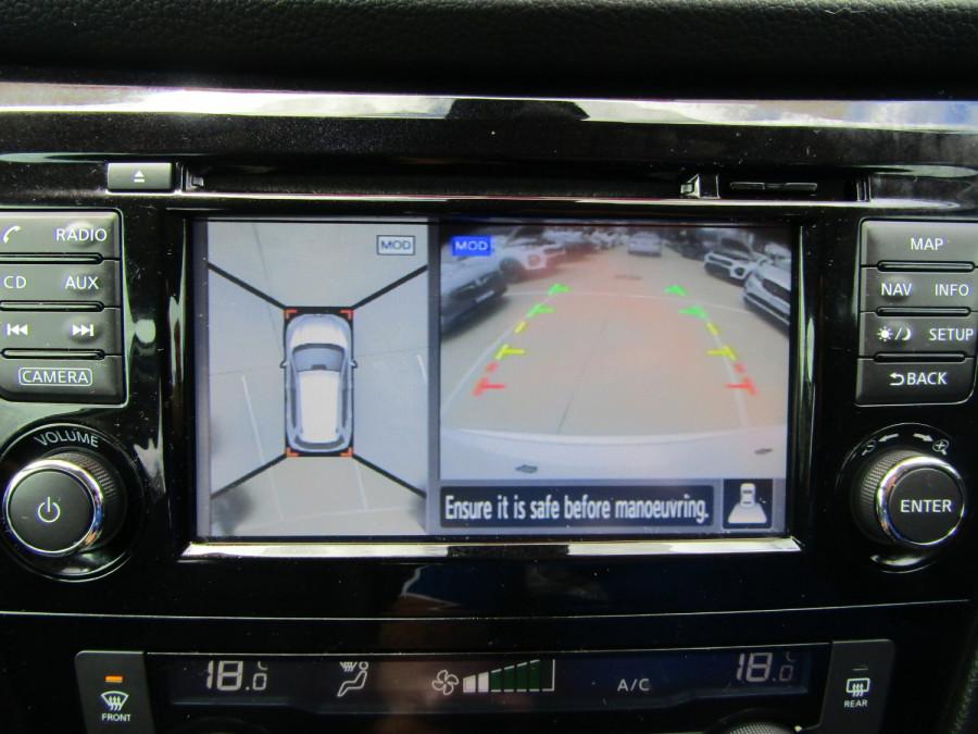 2016 Nissan X-Trail T32 Ti 4WD Suv Image 15