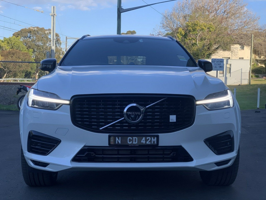 2021 Volvo XC60 UZ Recharge Suv Image 5