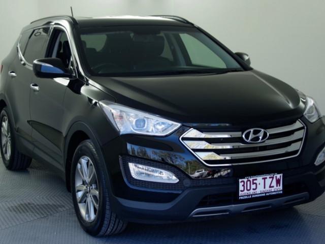 2013 Hyundai Santa Fe DM Elite Suv