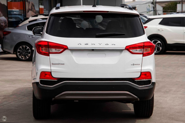 2021 MY20 SsangYong Rexton Y400 ELX Suv Image 3