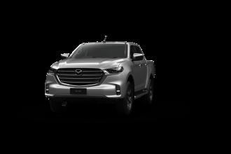 2020 MY21 Mazda BT-50 TF XTR 4x4 Pickup Utility crew cab Image 3