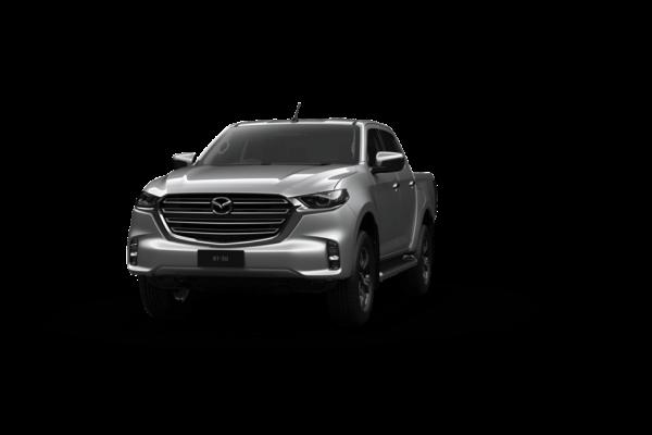 2020 MY21 Mazda BT-50 TF XTR 4x4 Dual Cab Pickup Cab chassis Image 3