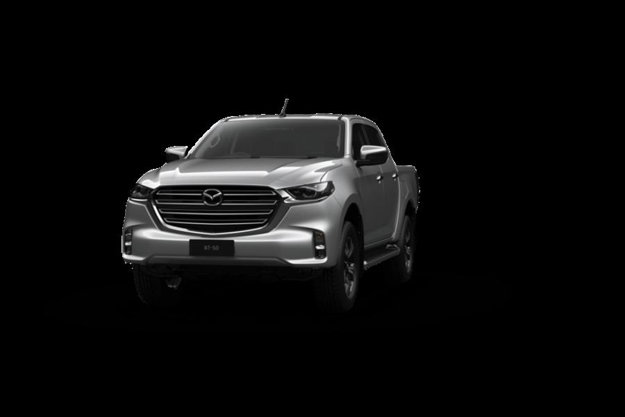2020 MY21 Mazda BT-50 TF XTR 4x4 Dual Cab Pickup Cab chassis