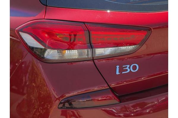 2020 MY21 Hyundai i30 PD.V4 N Line Hatchback Image 3
