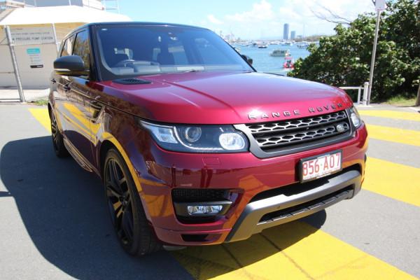2016 MY16.5 Land Rover Range Rover Sport L494 16.5MY SDV8 Suv