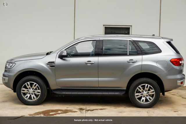 2017 Ford Everest UA Trend 4WD Wagon