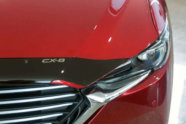 2018 Mazda CX-8 KG Asaki Suv Image 3
