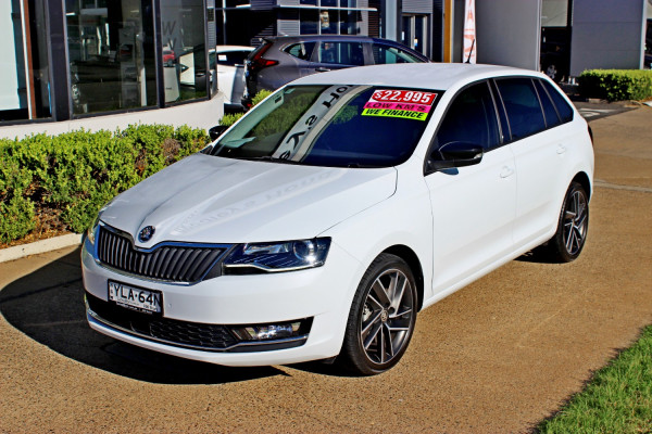 2018 MY19 Skoda Rapid Hatchback