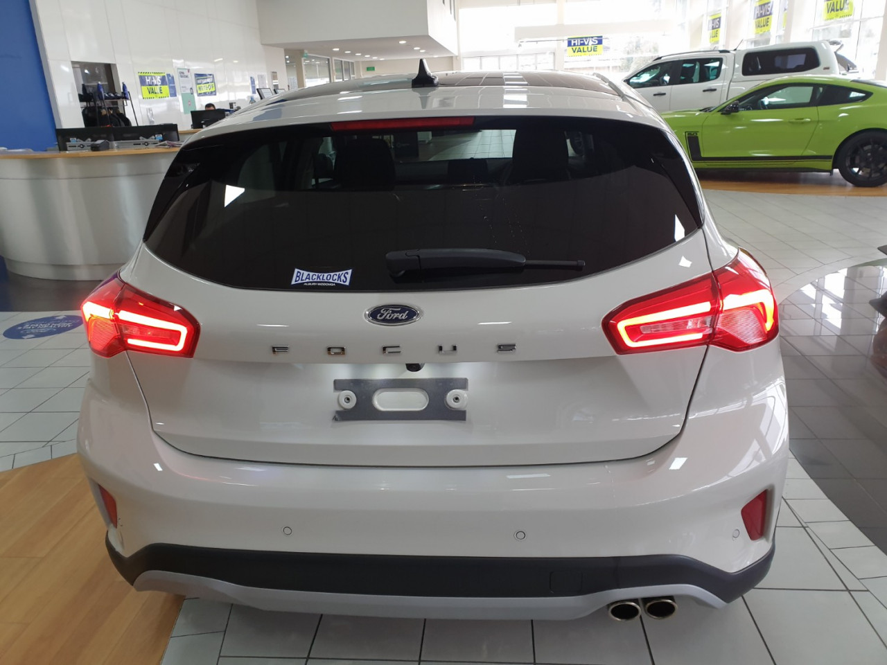 2019 MY19.25 Ford Focus SA 2019.25MY ACTIVE Hatch