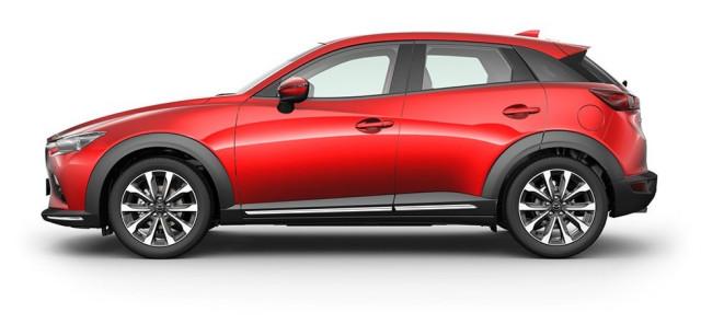 2020 MY0  Mazda CX-3 DK sTouring Suv Mobile Image 21