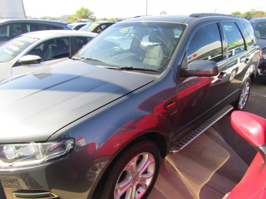 2012 Ford Territory SZ TX Wagon Image 18