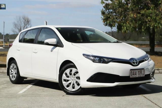 2017 Toyota Corolla Ascent S-CVT