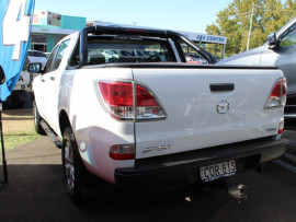 2013 Mazda BT-50 UP0YF1 XT Utility - dual cab