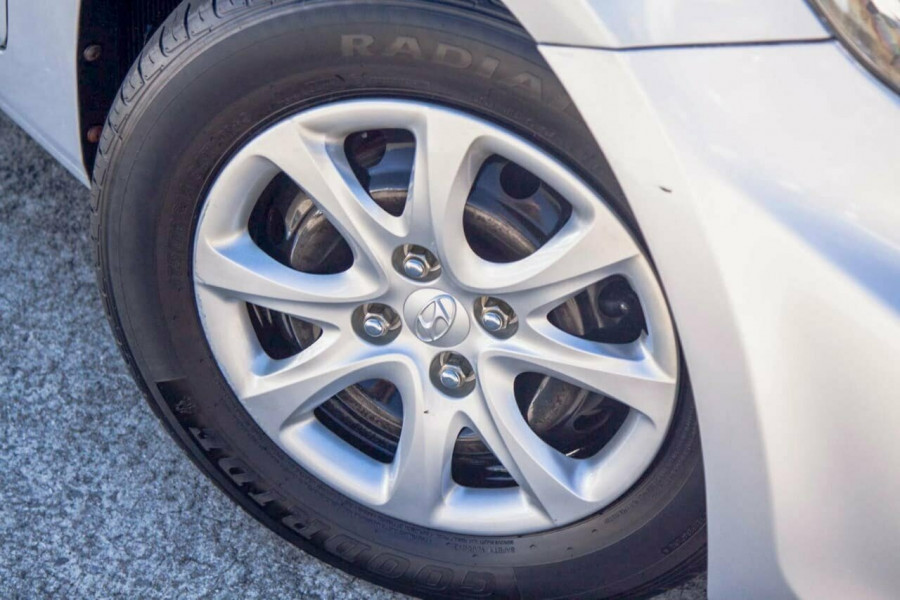 2013 Hyundai Accent RB2 Active Hatchback Image 22