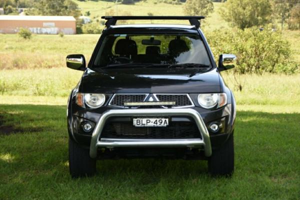 2010 MY11 Mitsubishi Triton MN MY11 GLX-R Utility Image 3