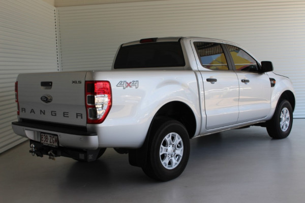 2018 Ford Ranger PX MKII 2018.00MY XLS Dual cab Image 2