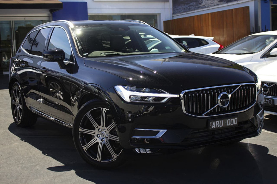 2017 MY18 Volvo XC60 UZ T5 Inscription Wagon