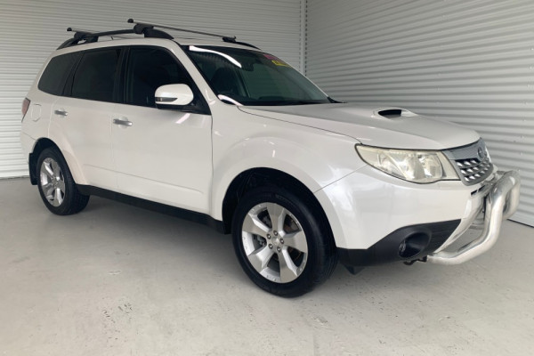 Subaru Forester 2.0D S3 MY12