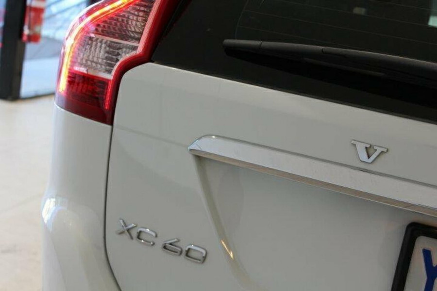 2015 MY16 Volvo XC60 DZ  D5 D5 - Luxury Suv