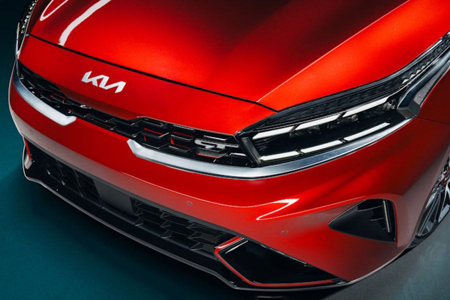 New Cerato Sedan A sign of greatness.