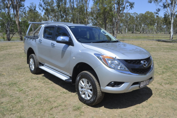 Mazda BT-50 Ute UP