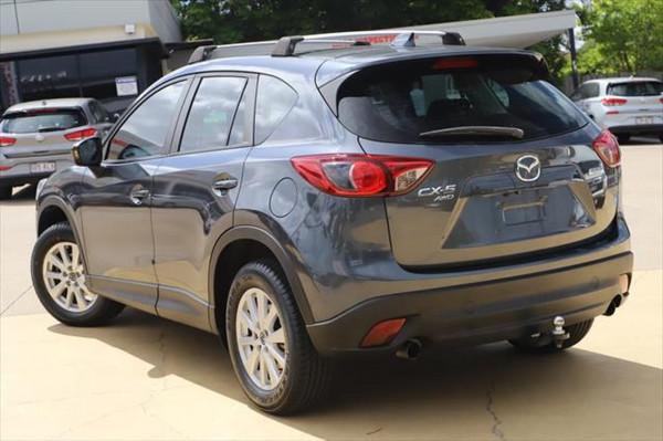 2012 Mazda CX-5 KE Series Maxx Sport Suv