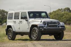 Jeep Wrangler Golden Eagle (4x4) JK MY18