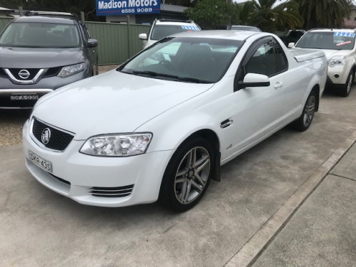 2012 Holden Commodore Omega Utility