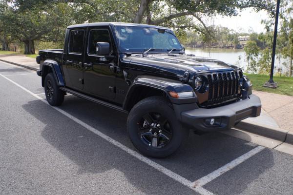 Jeep Gladiator Night Eagle JT