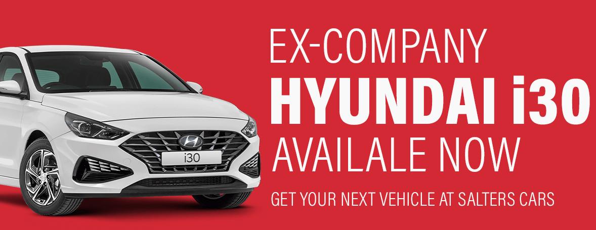 i30 Offer | Ex-Company Cars