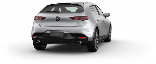 2021 Mazda 3 BP G25 Evolve Hatchback Mobile Image 14